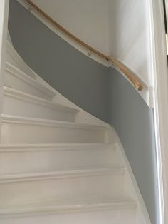 No Bother Sisal Bouclé Netley Small Basement Remodel, Basement Remodeling, Open Trap, Staircase Wall Decor, Home Blogs, Small Basements, Painted Stairs, Paint Colors For Home, Home Repairs