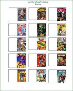 Comics - Carmen Herrera