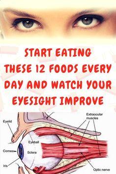 Factor Quema Grasa - START EATING THESE 12 FOODS EVERY DAY AND WATCH YOUR EYESIGHT IMPROVE ,. - Una estrategia de pérdida de peso algo inusual que te va a ayudar a obtener un vientre plano en menos de 7 días mientras sigues disfrutando de tu comida favorita
