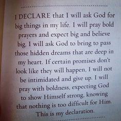 Spiritual Inspiration...motivating. :)
