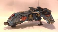 Night Lords 47th co Fire Raptor.