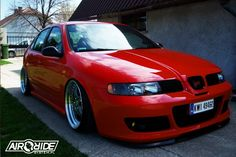 Seat LCR Red