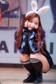 Rabbit ears, cute, Momoland Yeonwoo K-Pop, Korea.perving on female kpop Kpop Girl Groups, Korean Girl Groups, Kpop Girls, Pretty Asian, Beautiful Asian Women, Korean Celebrities, Korean Model, South Korean Girls, Asian Woman