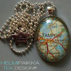 Tampere #karttakaulakoru <3