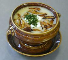 RECIPE: Soup with fried mushrooms # mushroom # fried # soup # cream # cream # mushroom # soup # soup # soup recipes, Soup Recipes Fried Mushrooms, Creamy Mushrooms, Stuffed Mushrooms, Creamy Soup Recipes, Chicken Soup Recipes, Creamy Mushroom Chicken, Mushroom Soup, Denmark Food, Ham Soup