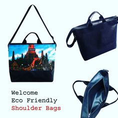 Welcome Eco friendly products Shoulder Bag Waterproof Materials Please contact us at  e-mail : chaaum.bkk@gmail.com www.chaaum.com #CHAAUM #ecobag #recycledbag #fashion #bag #totebag #messengerbag #backpack #softcase #wallet #cosmeticbag #upcycledbags