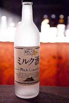 milk liquor