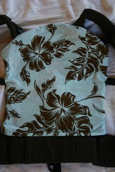 1 Sew Green Mama: Beco Baby Carrier Cover
