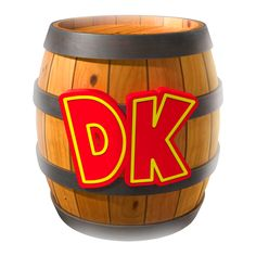 With the ongoing popularity of related games like Mario Kart, Donkey Kong Country Returns and more, kids seem to be clamoring for a Donkey Kong birthday party! Feel free to monkey around with our decor, food and game ideas below. King Kong, Arcade Game Room, Arcade Games, Mario Kart, Mario Bros, Super Smash Bros, Geeks, Tatoo Geek, Luigi