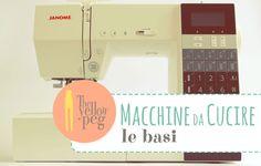 Come funziona la macchina da cucire. Una guida passo-passo per capire il funzionamento delle macchine da cucire con tutti i loro componenti. Sia per macchine da cucire elettroniche che meccaniche.