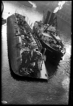 100 years since the Eastland Disaster -- Chicago Tribune Rare Photos, Old Photos, Great Lakes Shipwrecks, Lake Boats, Great Lakes Ships, San Francisco Earthquake, Port Huron, Chicago River, Chicago Skyline