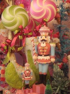 candyland christmas decorations - Bing Images