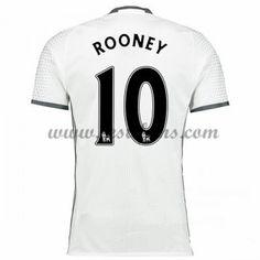 Manchester United Fotbalové Dresy 2016-17 Rooney 10 3rd dres