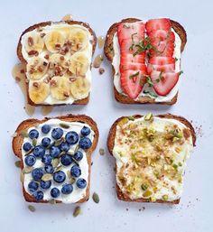 Pinterest : 20 idées de recettes de petits-déjeuners sains pour l'été | Glamour