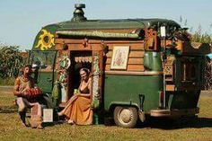 Kushti Bok, probably the best known Kombi in eastern Australia. Comes complete with herb garden & wood burning stove. Volkswagen Transporter, T3 Vw, Volkswagen Bus, Wolkswagen Van, Kombi Hippie, Vw Camping, Glamping, Kombi Home, Van Home