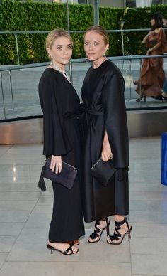 Mary-Kate and Ashley Olsen | All The Looks From The CFDA Awards