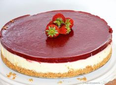 Cheesecake, Cooking Recipes, Gluten Free, Sweets, Food, Mascarpone, Glutenfree, Gummi Candy, Cheesecakes
