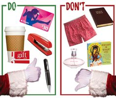 Understand the do's and don't's of office gift-giving