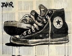 "Saatchi+Online+Artist+Loui+Jover;+Drawing,+""all+stars""+#art"