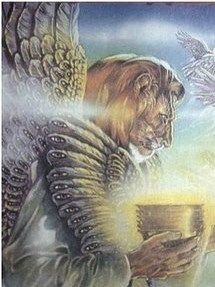 Then one of the four living creatures gave to the seven angels seven golden bowls filled with the wrath of God, who lives for ever and ever.  Rev. 15:7