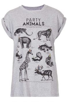 Party Animals Tee By Tee And Cake