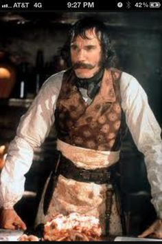 Bill The Butcher (Daniel Day-Lewis,Gangs Of New York) image not available. Gangs Of New York, New York One, Best Movie Villains, Movie Characters, Fantasy Characters, Daniel Day, Day Lewis, Street Smart, Costumes