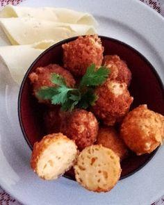 This no all / Disznóól - KonyhaMalacka disznóságai: Túrós sajtfánk Croissant, Cauliflower, Vegetables, Ethnic Recipes, Food, Diet, Cauliflowers, Essen, Crescent Roll