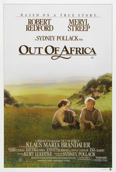 1985 - Memorias de África (Out of Africa) - Sydney Pollack