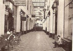 Año 1930.- Caracas Pasaje Capitolio.