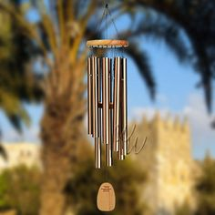 Woodstock Percussion 29 Inch Chimes Of Jerusalem Wind Chime