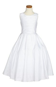 Lauren Marie Communion Dress (Little Girls & Big Girls) available at #Nordstrom