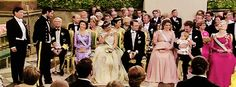 """"""" A wave between Prince Carl Philip and Princess Leonore """""""