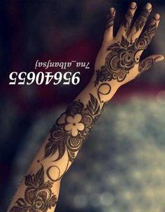Palm Henna Designs, Khafif Mehndi Design, Modern Henna Designs, Indian Henna Designs, Stylish Mehndi Designs, Latest Bridal Mehndi Designs, Mehndi Designs Book, Mehndi Design Pictures, Mehndi Designs For Girls