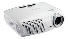 Optoma HD25-LV-WHD 1080p 3D DLP Home Theater Projector Bundle with Wireless HDMI