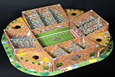 How To Make A Supreme Snack Stadium! #GameDayGlory This is one of the biggest, baddest, and best Snack stadiums ever!
