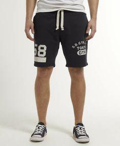 Superdry Pantalones cortos de estilo jogging Pommel - Pantalones cortos para Hombre
