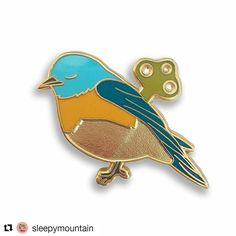 #Repost @sleepymountain had a pin mishap and ended up with pins missing an enamel color so they're discounted at their shop. But the thing is their gorgeous and perfect! Nab one for cheap now. You can thank me later! Gogogogogogo! ・・・more info: I was so excited to announce a new pin today but unfortunately they came out wrong  (missing enamel color) I'm crushed . Unfortunately, pins are expensive and I still have to make money back on these. They're on sale for $5 on sleepymountain.com #s...