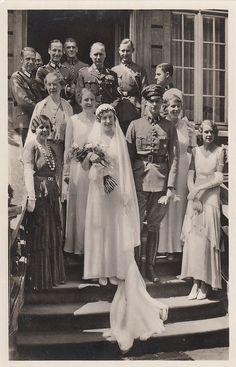 Wedding Prince Frederick of Prussia to Dorothea von Salviati