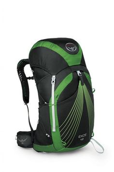 Osprey Exos packs have become a standard on the Appalachain Trail and among ultralight enthusiasts. The Exos 48 Pack is a perfect size for superlight backpacking and thru-hiking. Thru Hiking, Hiking Gear, Hiking Backpack, Camping Gear, Camping Gadgets, Hiking Gifts, Ultralight Backpacking, Backpacking Food, Pilgrim