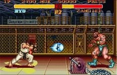 Street Fighter II is still awesome after 20 years! Hadouken!