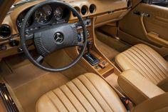 Mercedes Motoring - 1978 450SL Roadster/Coupe