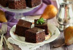Körtés-csokis kocka