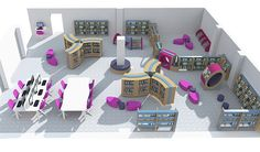 Stoke Newington library design
