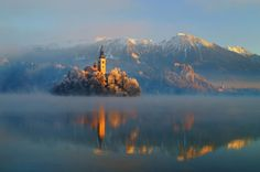 Top 10 Balkans-Lake Bled-Photo by Janez Tolar