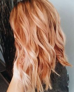2019 coolest hair color trends ecemella old hair, hair color и blonde hair. Strawberry Blonde Hair Color, Blonde Color, Red Hair With Blonde Highlights, Red To Blonde Hair, Strawberry Blonde Hairstyles, Stawberry Blonde, Strawberry Highlights, Red Balayage Hair, Red Hair For Blondes