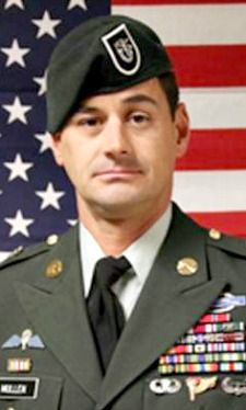 Army WO1. Sean W. Mullen, 39, of Dover, Delaware. Died June 2, 2013, serving during Operation Enduring Freedom. Assigned to 2nd Battalion, 5th Special Forces Group (Airborne), Fort Campbell, Kentucky. Died in Lashkar Gah, Helmand Province, Afghanistan, of wounds sustained when insurgents attacked his unit with an improvised explosive device.