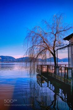 torre del lago by p4nd477