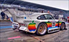 Porsche 935 Turbo K3 - Le Mans 1.980 - Driven by Bobby Rahal, Allan Moffet & Bob Garretson.