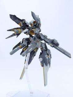 Robot Concept Art, Game Concept Art, Cyberpunk Anime, Frame Arms Girl, Gundam Custom Build, Robot Girl, Lego Mechs, Anime Weapons, Transformers Toys