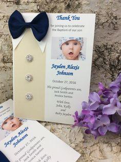 25 PC niño bautismo arco Pin Favor tarjetas bautizo Pin Favor tarjetas, gracias Pin bautismo favor, tarjetas de comunión gracias